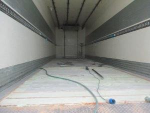 Pavimento Camion Refrigerato Prima