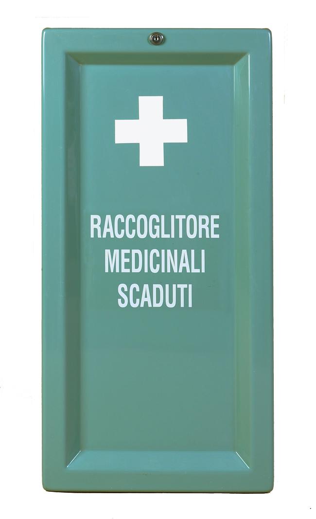 Trasporto Farmaci Scaduti.Contenitori Per Farmaci Scaduti