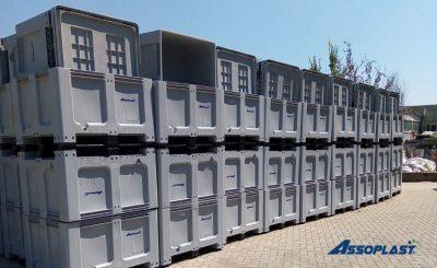 Raccolta Batterie al Piombo | ASSOPLAST