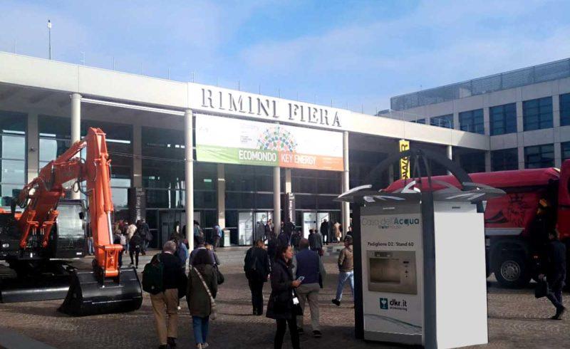 Rimini Fiera Ecomondo 2018