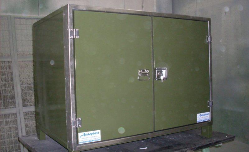 Isothermal Box Repair