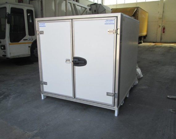 Isothermal Boxes Maintenance | ASSOPLAST