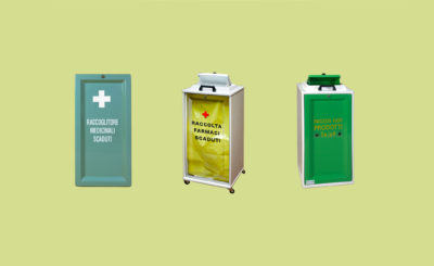 Drug Waste Container | ASSOPLAST