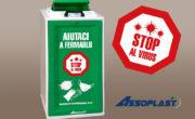 Contenitore rifiuti speciali covid 19 | ASSOPLAST