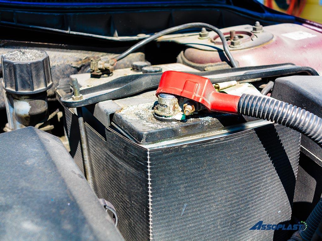 Batterie d'auto: come si smaltiscono? | ASSOPLAST