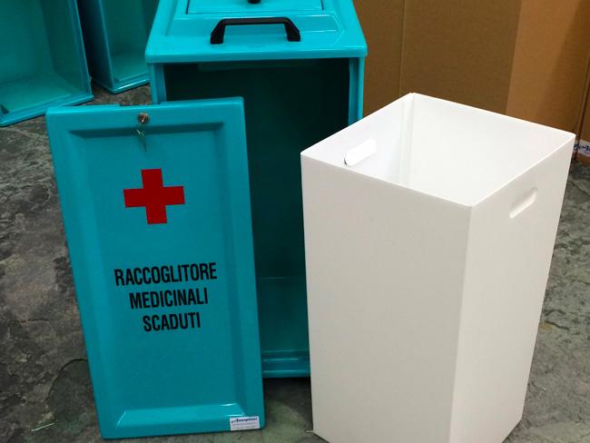 Contenitore Medicinali Scaduti | ASSOPLAST
